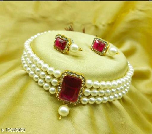 Trendy Women's Necklace
