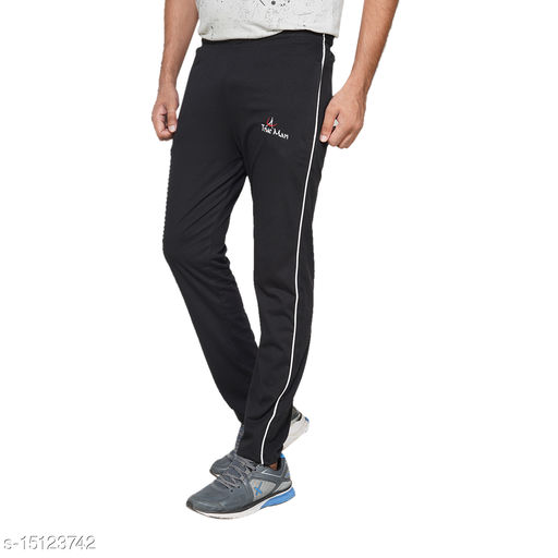 COTTON HOSIERY TRACKPANT