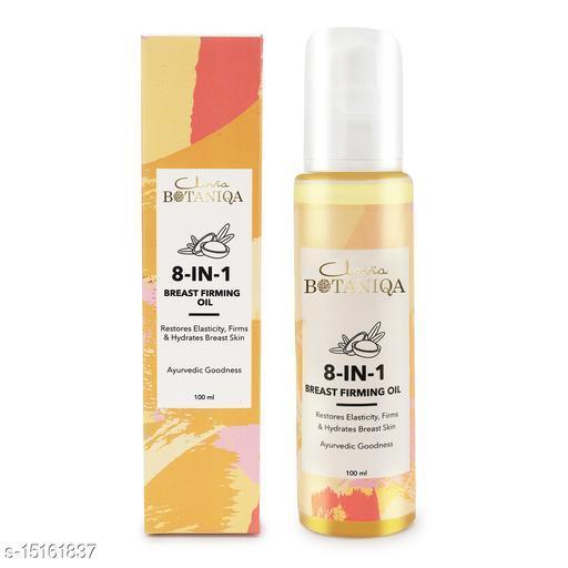 Clovia Botaniqa 8-in-1 Breast Firming Oil- 100ml
