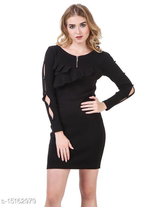 Comfy Women Bodycon Dresses