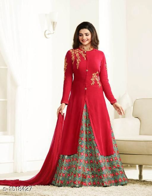 Fancy Georgette Suits & Dress Material