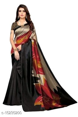 Indian Trend Latest Printed Saree