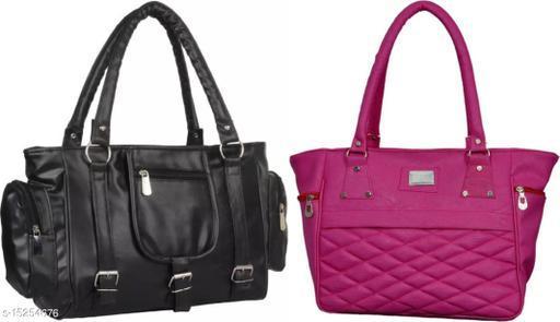 Stylish Pink balti & Black 3 bkl