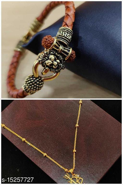 Aklin Men's Bracelet & Chains