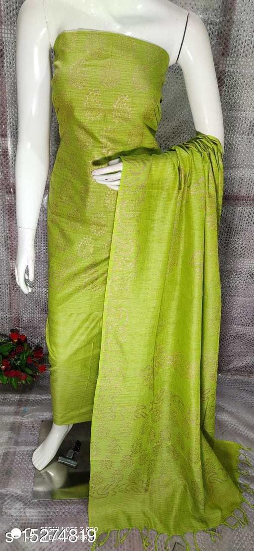 Aishani Refined Semi-Stitched Suits
