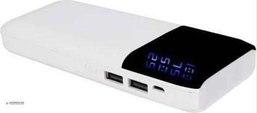 MI-STS P2 20000mAh Daul USB Port Fast Charging Power Bank(White)