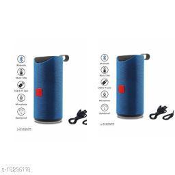 Good quality sound bluetooth Speaker 02 piece