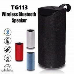 Good quality sound bluetooth Speaker 01 piece