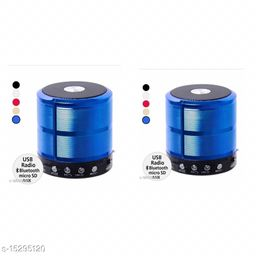 Mini bluetooth speaker 02 piece