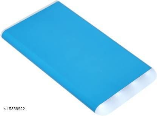 FRYSKA Pumi LED 4000mAh USB Port Fast Charging Power Bank(Blue)