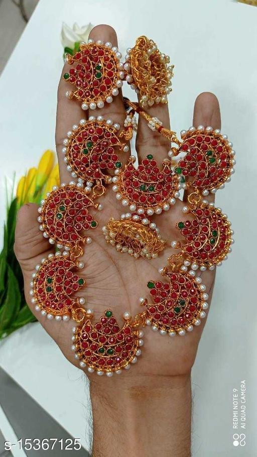 Elite Fancy Women Jewellery Set