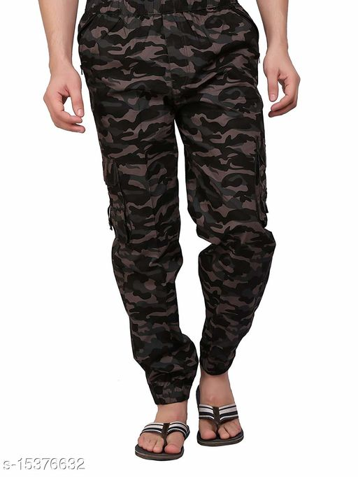 ClickOne Camouflage Track Pant For Men's