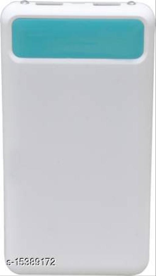 FRYSKA Pearl LED 30000mAh Dual USB Port With Flash Light Fast Charging Power Bank(Green)