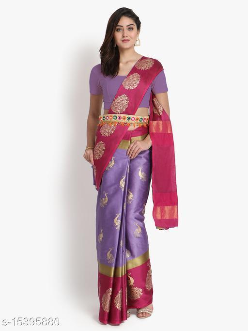 Samaira Adorable Silk Women's Belt Sarees