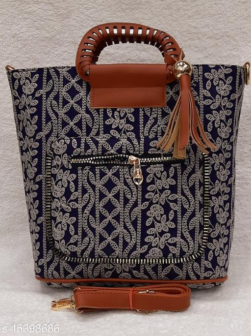 Tote + Sling Bag