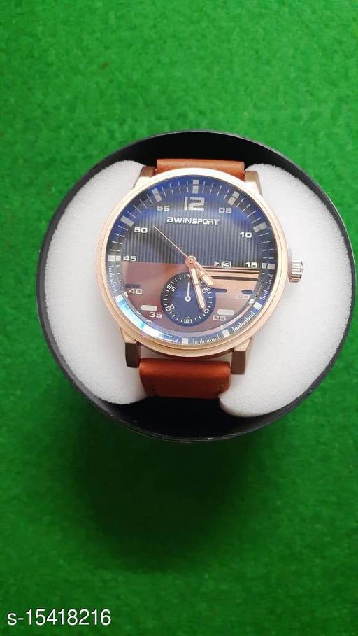 Unique Men Watches