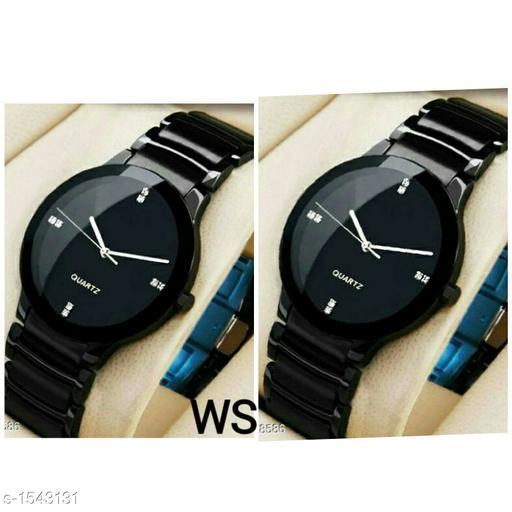 Trendy Stylish Men's Watches Combo
