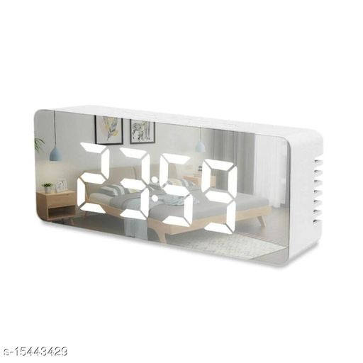Z10 mirror clock
