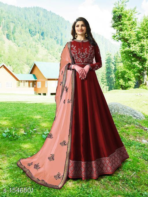 Fabulous Anarkali Suits & Dress Material