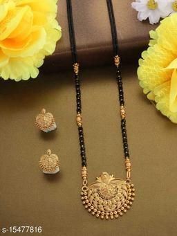 Shimmering Elegant Mangalsutras set