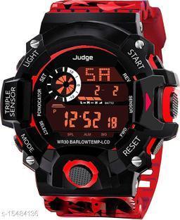RTK New Latest Design RTK411 Digital Watch For Men,Boys