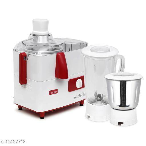 Red Juicer Mixer Grinder 500W with 2 Jar