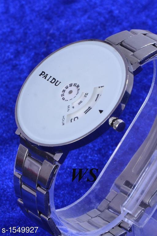 Designer Stylish Wrist Men's Watch