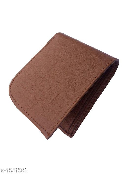 Stylish Leatherite Men's Wallet