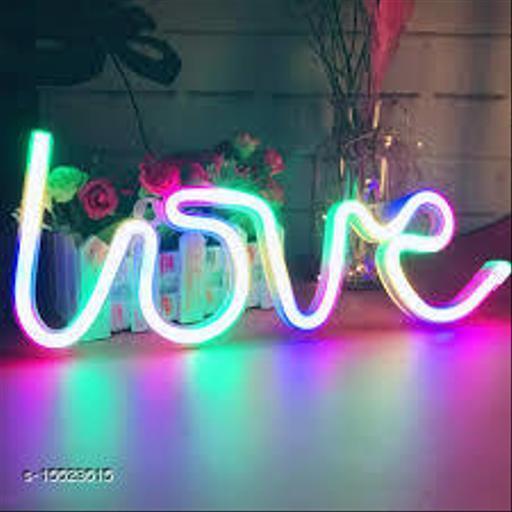 LOVE LIGHT MULTICOLOR