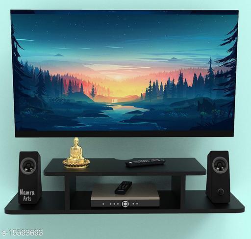 Namra Arts Tilfizyun Entertainment Unit Table with Set Top Box Stand