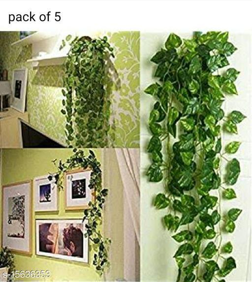 Artificial money plants pack of 5pcs