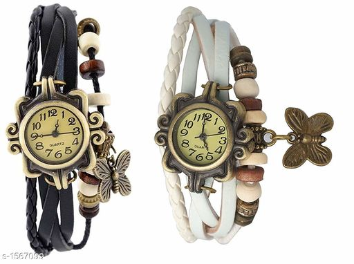 Reliable Analog Women's Watches Combo ( Pack Of 2 )