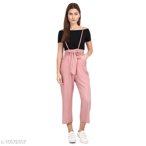 Classic Modern Dungaree Jumpsuits