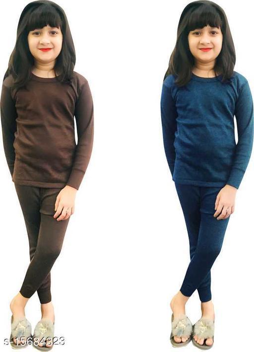Kids Trendy Thermal Set Pack (Wholesale)