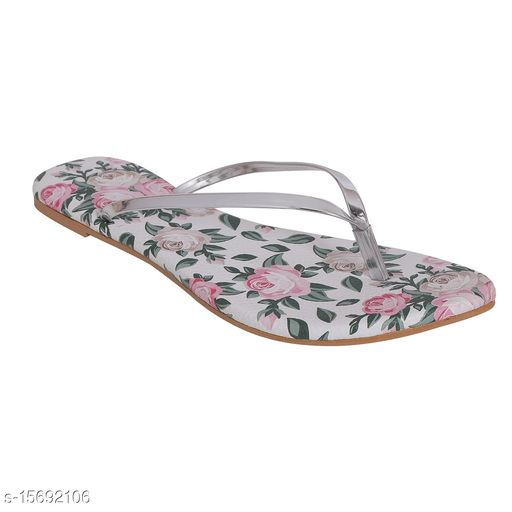 Stylish Women's Synthetic Multicolor Flats