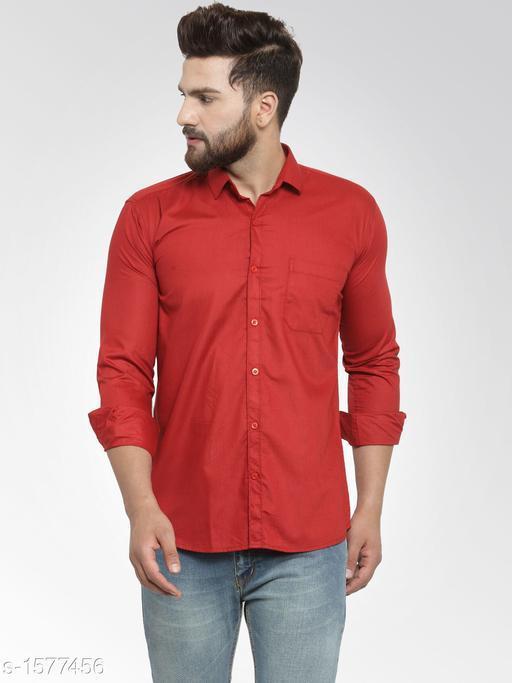 Casual Cotton Men's Shirt