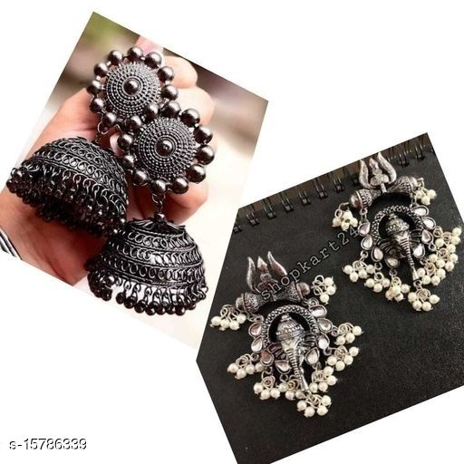 New Fashionable trendy earrings for Girls and Women