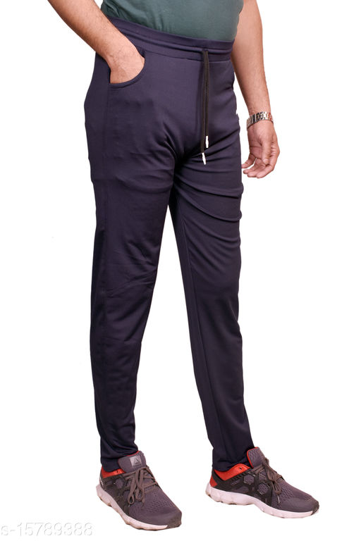 AXOLOTL Full Stretchable Men Trackpant/Lower