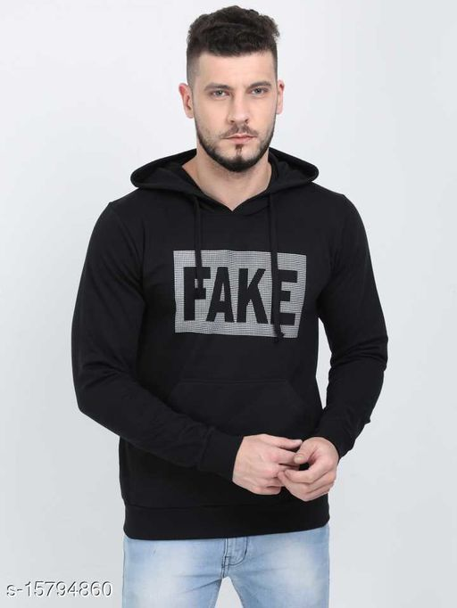 Attractive Cotton Sweat Shirt Hoodies For Mens
