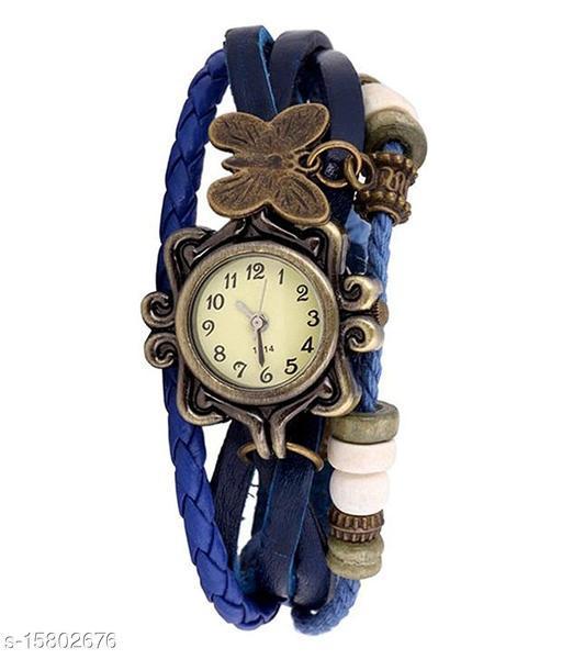 Analogue Blue Dori Girl's Watch