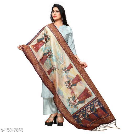 Alluring Fancy Women Dupattas