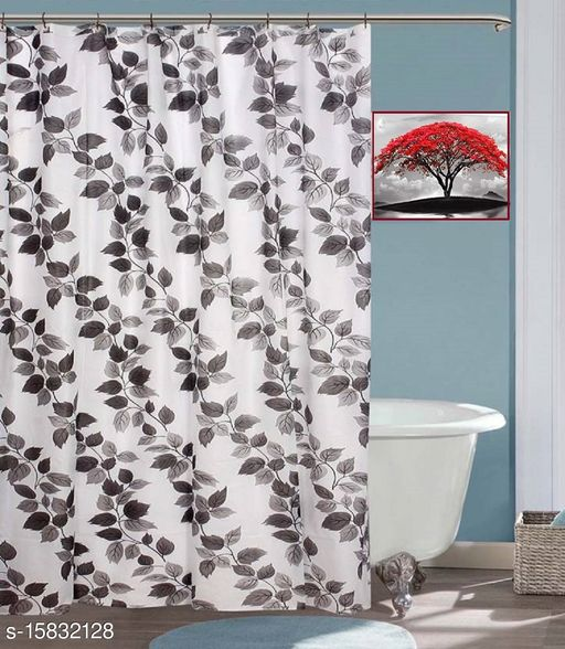 Trendy Shower Curtains