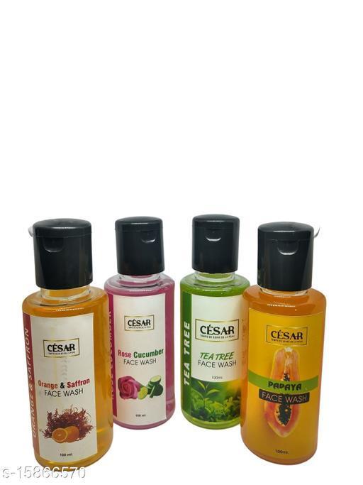 Sensational Gentle Cleansers