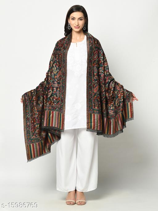Espana  Viscose Acrylic Fabric Women's Shawl