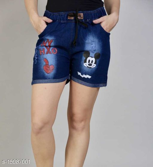 Ravishing Glamarous Women Shorts