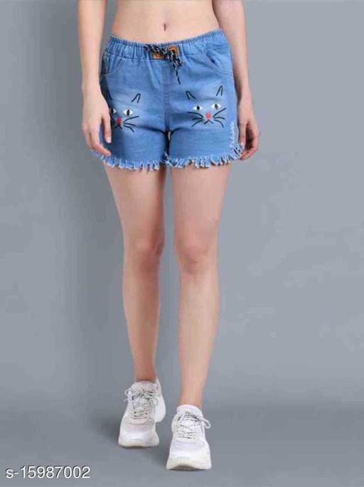 Fashionable Glamarous Women Shorts