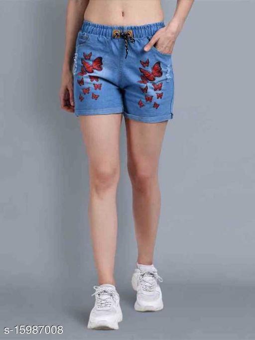 Gorgeous Fabulous Women Shorts