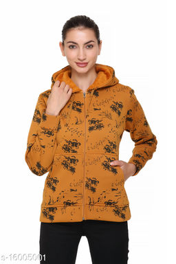 Stylish Glamorous Women Sweatshirts