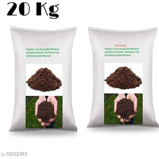 Fertilizer & soil