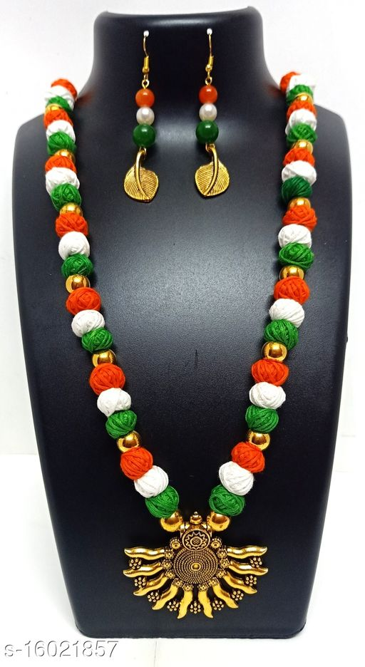 Kaamitra Republic Day Special Jewellery Set